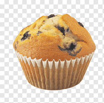 Muffin cutout PNG & clipart images.