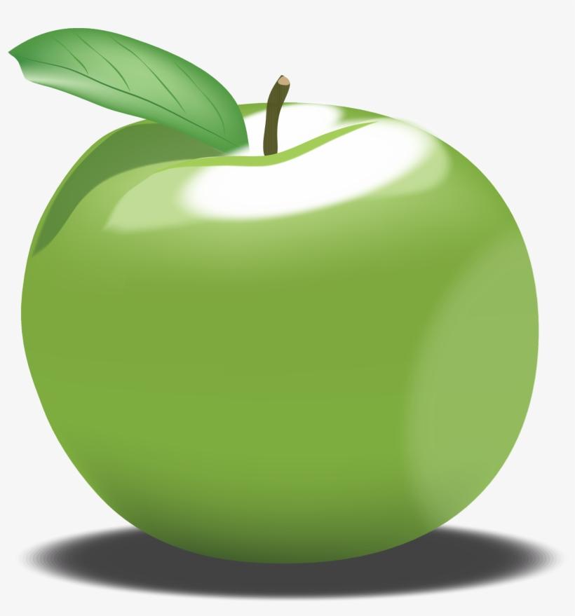 Apple Fruit Clipart Big Fruit.