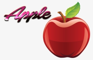 Apple Clipart PNG, Free HD Apple Clipart Transparent Image.