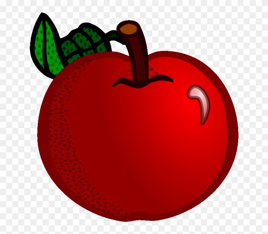 Apple Clipart Name.