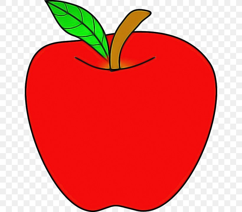 Apple Clip Art Red Leaf Mcintosh, PNG, 652x720px, Apple.