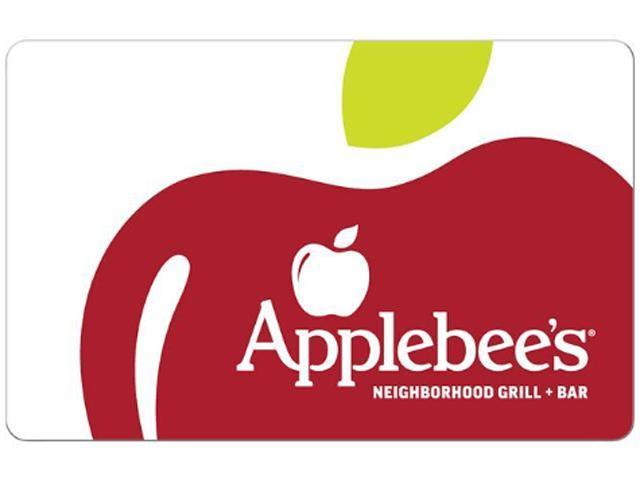 Applebee\'s $50 Gift Card (Email Delivery).