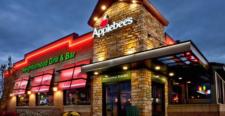 Dine Brands reports 'tough' quarter for Applebee's.