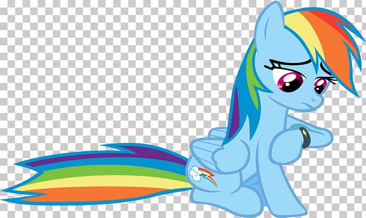 Pony Rainbow Dash Rarity Twilight Sparkle Applejack, rainbow.
