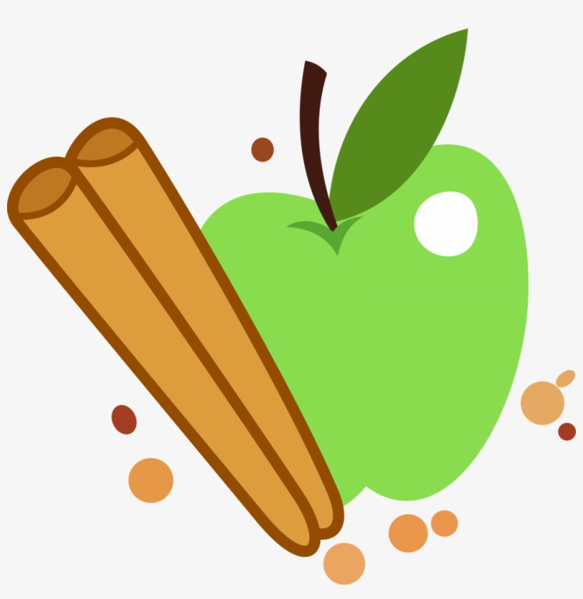 28 Collection Of Apple Cinnamon Clipart.