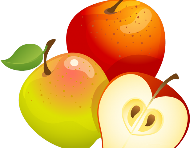 Apple Clipart Orange.