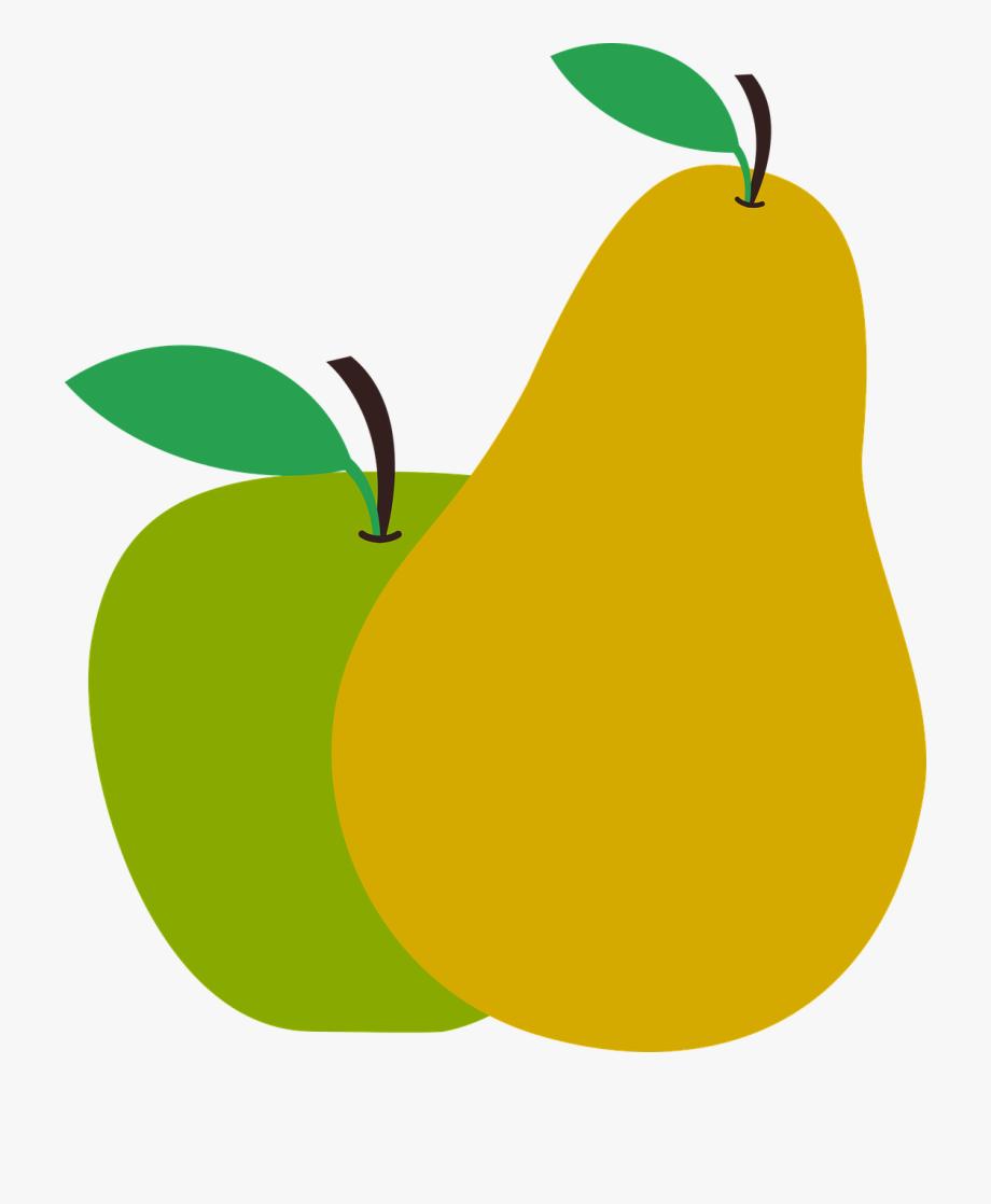 Pear Clipart Food.