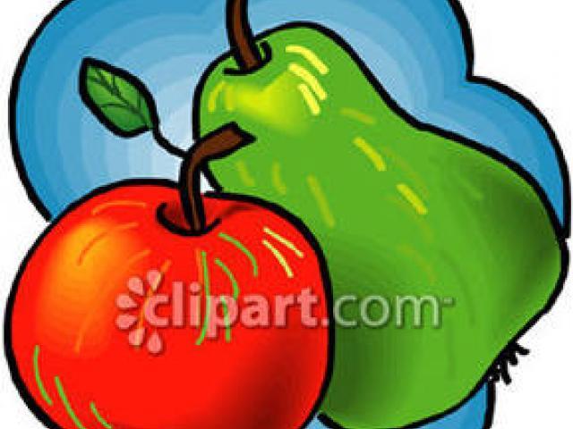 Pear clipart apple pear, Pear apple pear Transparent FREE.