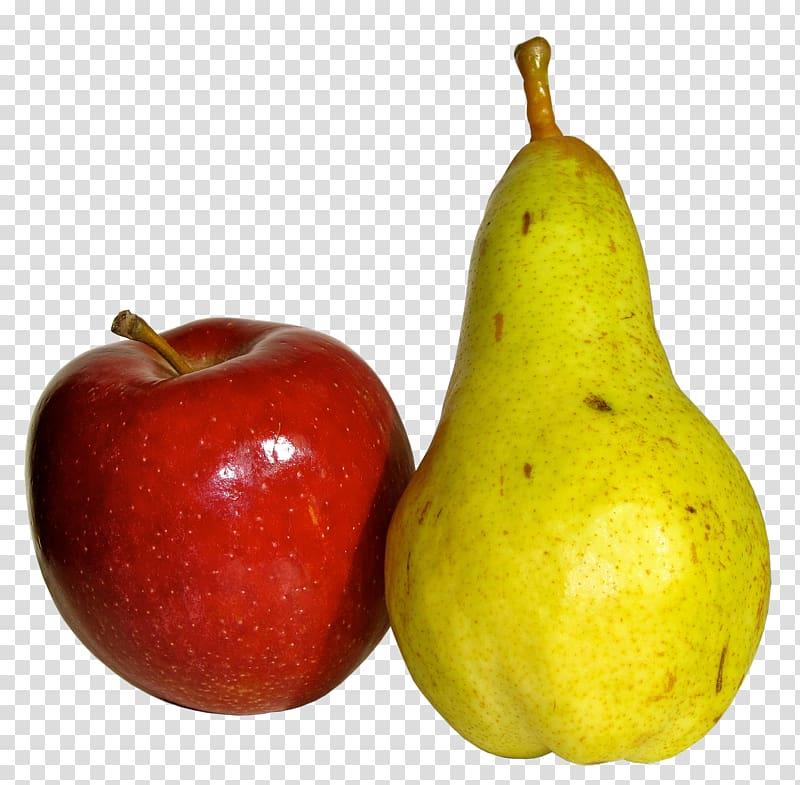 Asian pear Fruit Food Health Apple, pear transparent.