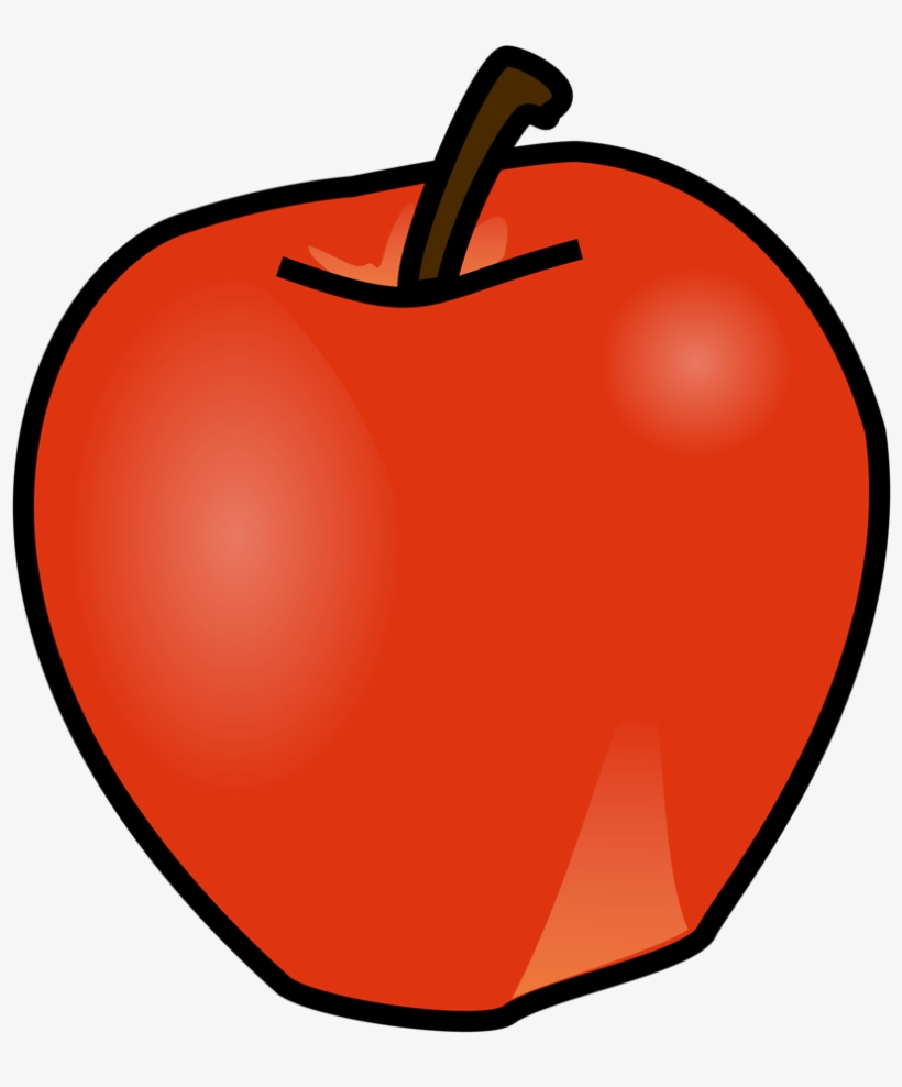 Unique Ideas Free Clip Art Apple Clipart Nicubunu.