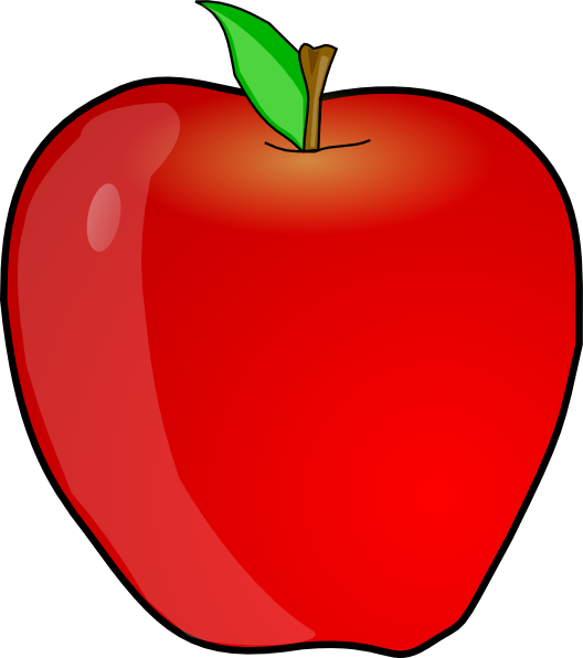 Free Cartoon Apple Pictures, Download Free Clip Art, Free.