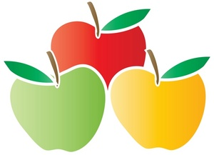 Apples And Oranges Clipart.