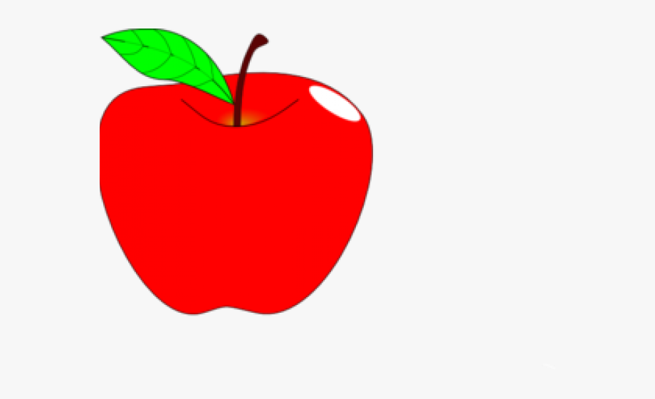 Apple Clipart Teacher.
