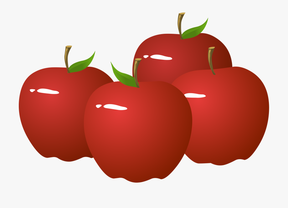 Apples Clipart Png.