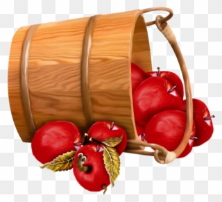 Free PNG Fall Apples Clip Art Download.