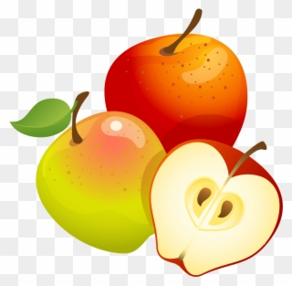 Free PNG Apples And Oranges Clip Art Download.