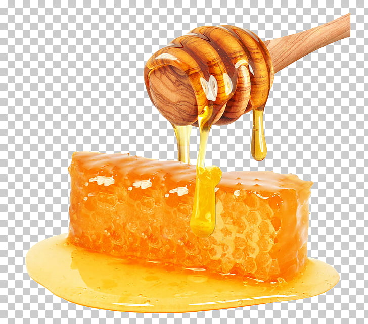 Honeycomb Apple cider vinegar Stock photography, honey PNG.