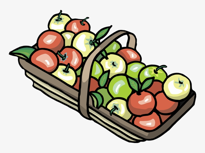 Lots Of Apples Clipart A Basket Panda Free Images.