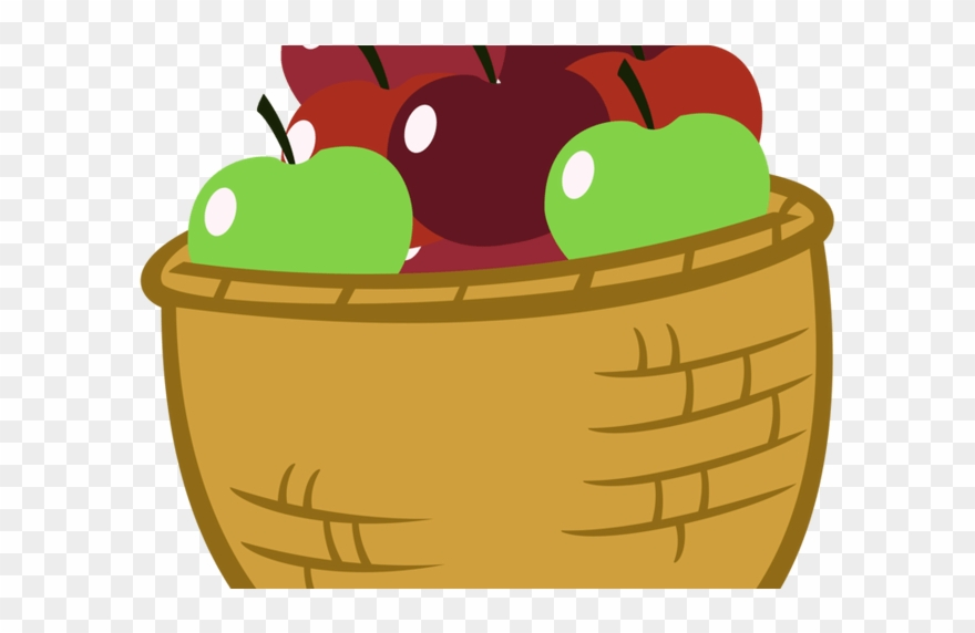 Apple Baskets Clipart 5 By Emily.