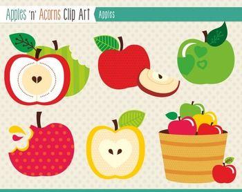 Apples Clip Art.