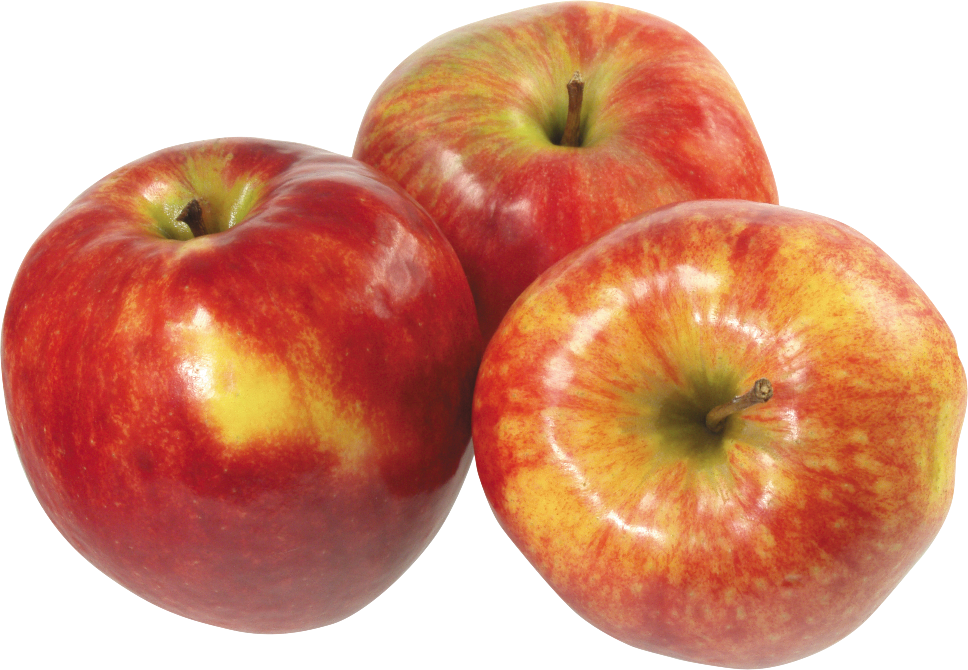Red Apple's PNG Image.
