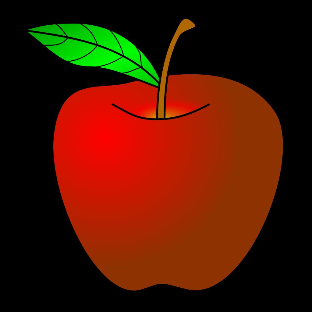 Clipart apple red clipart, Clipart apple red Transparent.