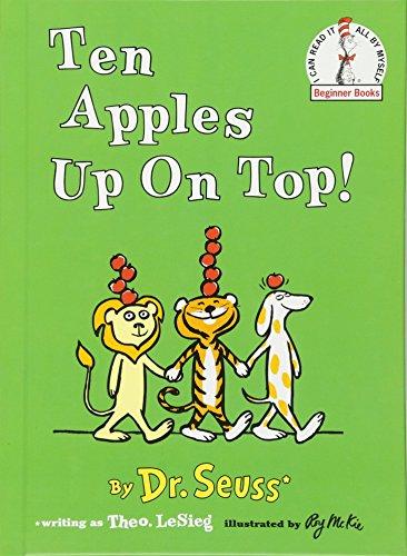 Ten Apples Up On Top Printables, Classroom Activities.