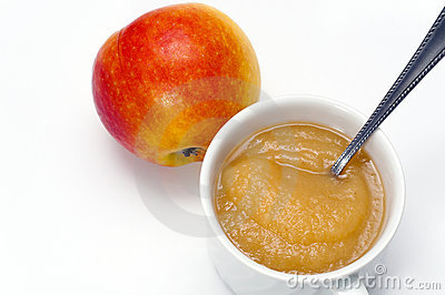 Apple Sauce Clipart.