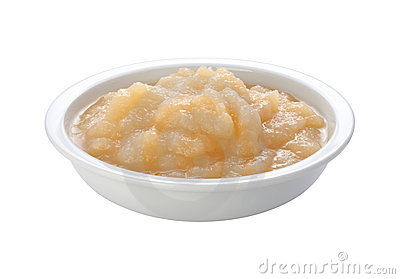Applesauce Stock Photos, Images, & Pictures.