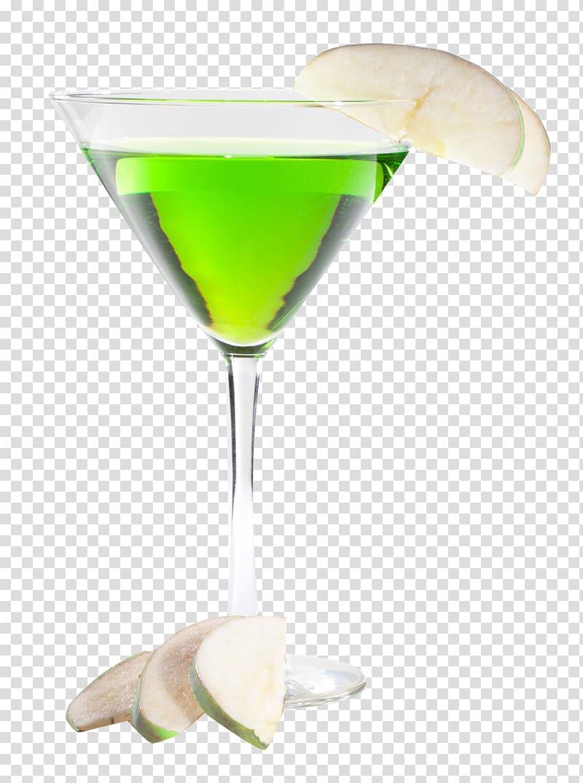 Martini Appletini Cocktail Sour Mojito, Apple water.