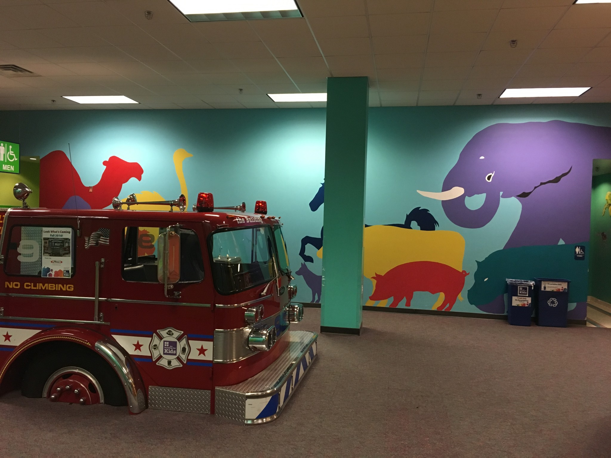 Building For Kids Children\'s Museum.