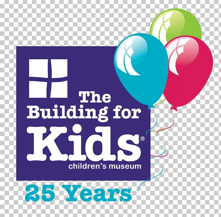 The Building For Kids Logo Museum Child Balloon PNG, Clipart.