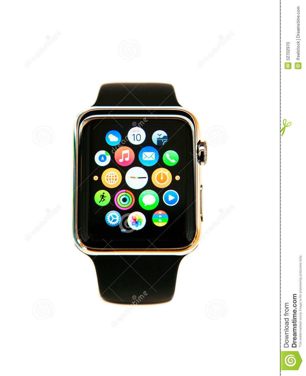 Apple Watch Clipart.
