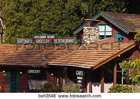 Pictures of Applewood Resort, Big Sur, California bsh3548.