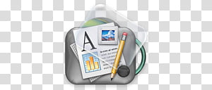 Graphite elegance , IDVD icon transparent background PNG.
