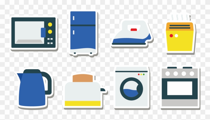 Clipart Kitchen Kitchen Appliance.