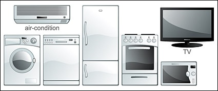 Appliance Clip Art Download 35 clip arts (Page 1).