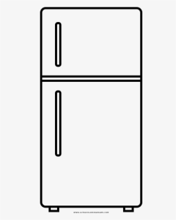 Free Fridge Clip Art with No Background.