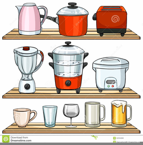 Free Appliance Clipart.
