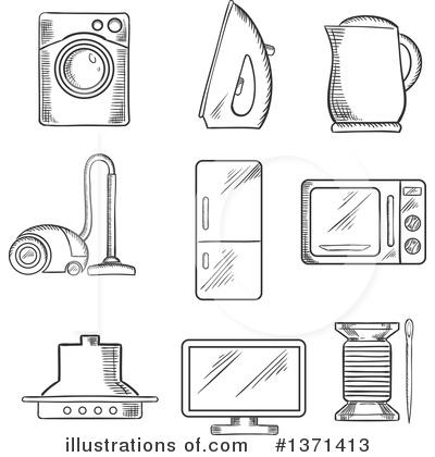 Appliance Clipart #1371413.