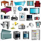 Appliance clipart 1 » Clipart Station.
