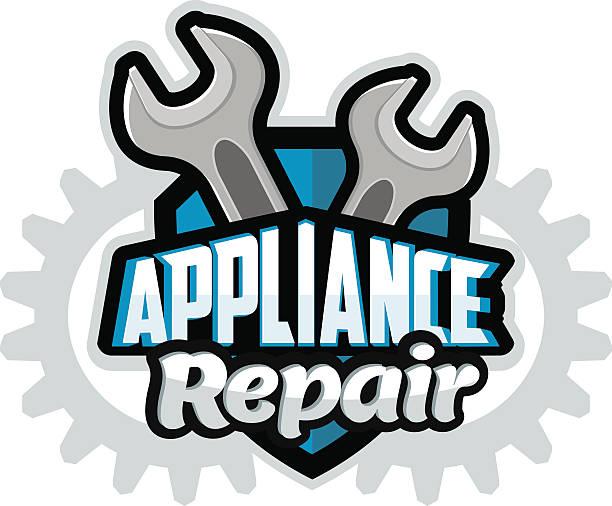 Best Appliance Repair Illustrations, Royalty.