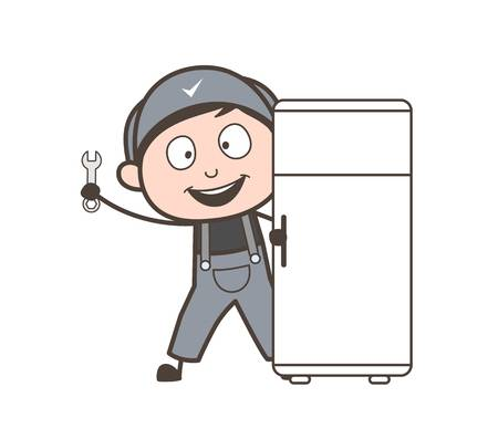 328 Refrigerator Repair Stock Illustrations, Cliparts And Royalty.
