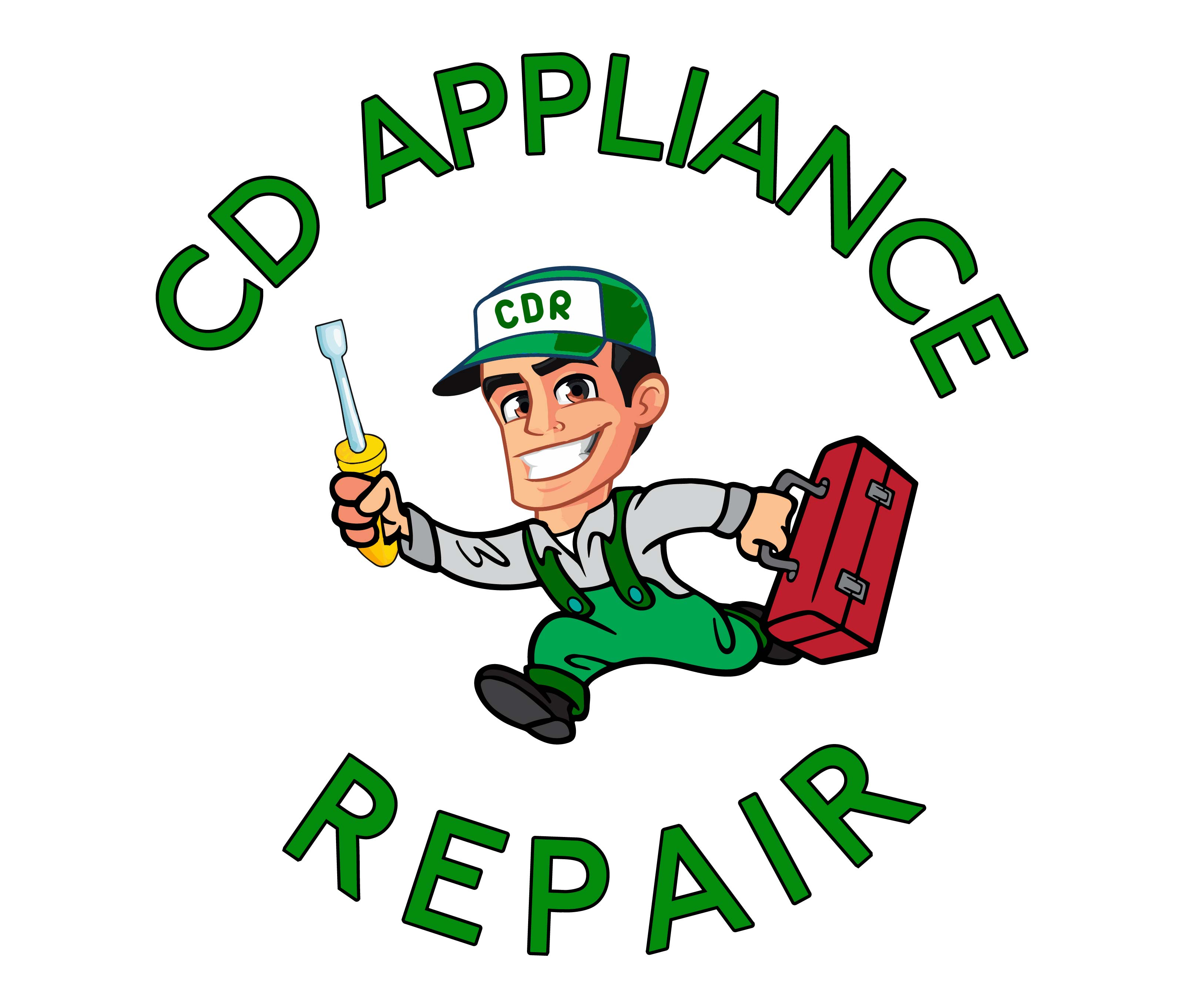 CD Appliance Repair Green Cove, Ponte Vedra Beach, Julington.