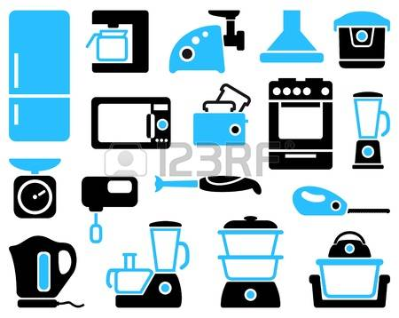 31,787 Kitchen Appliances Stock Illustrations, Cliparts And.