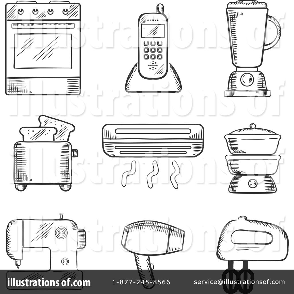 Appliances Clipart #1371376.
