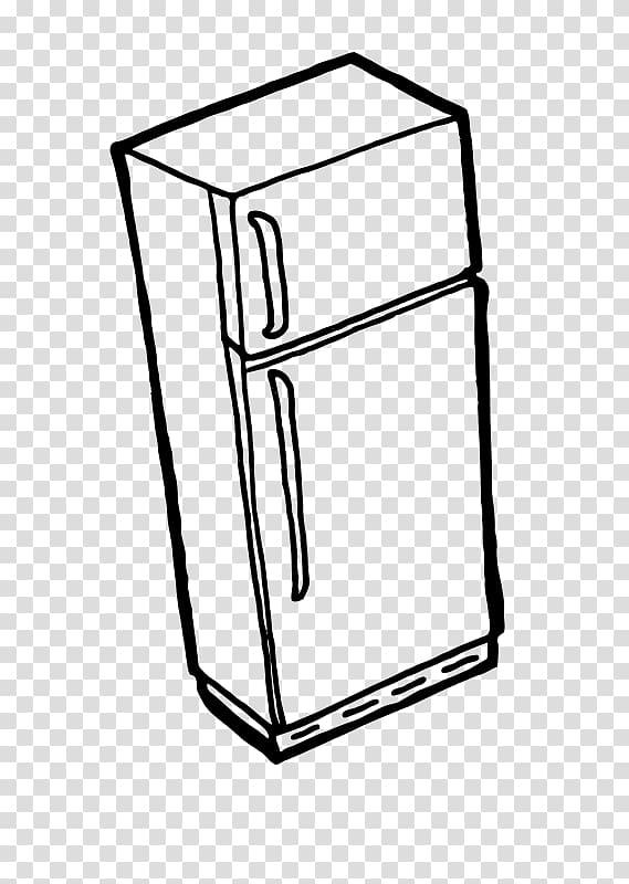 Refrigerator Home appliance , fridge transparent background.