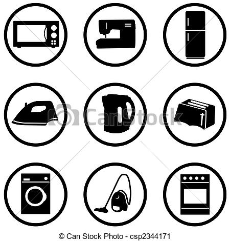 Appliance 20clipart.