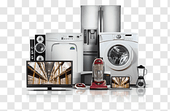 Small Appliance cutout PNG & clipart images.