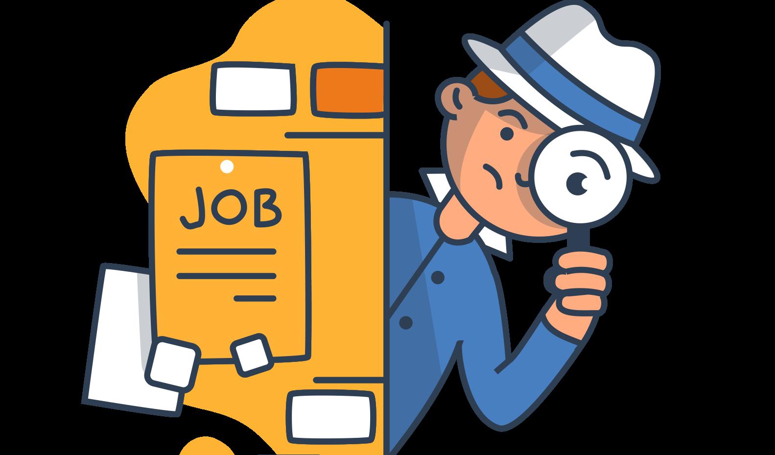 Jobs clipart job applicant, Jobs job applicant Transparent.